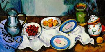 172º Cumpleaños de Paul Cézanne