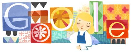100º aniversario del nacimiento de Mary Blair