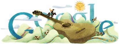 104º Aniversario del nacimiento de Atahualpa Yupanqui