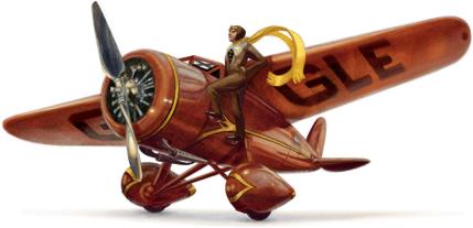115º cumpleaños de Amelia Earhart