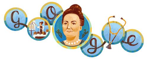 157º Aniversario del nacimiento de Cecilia Grierson