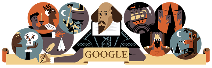 Celebrando William Shakespeare