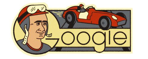 105º Aniversario del nacimiento de Juan Manuel Fangio