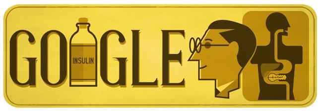 125º aniversario del nacimiento de Sir Frederick Banting