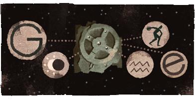 115º aniversario del descubrimiento del mecanismo Antikythera
