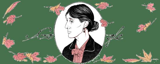 136.º aniversario del nacimiento de Virginia Woolf